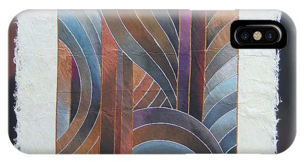 Pacific Palms V IPhone Case