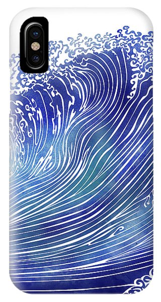 Pacific Waves IPhone Case