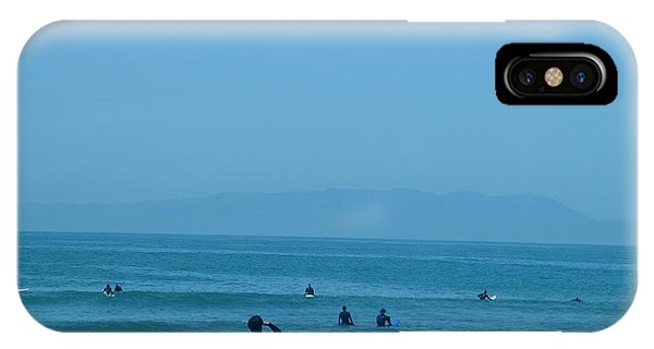 IPhone Case featuring the photograph Pacifica Beach by Cynthia Marcopulos