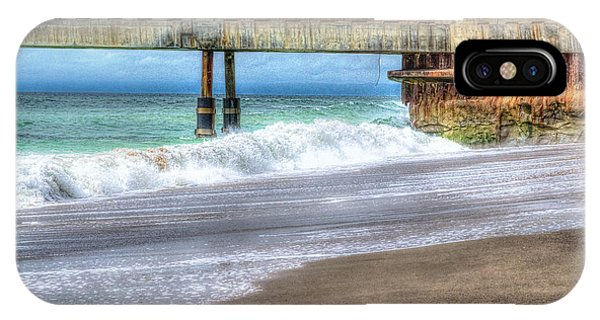 Pacifica Pier  IPhone Case