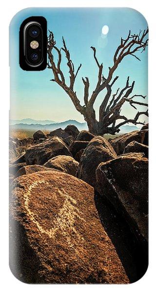 Pack Mule Petroglyph IPhone Case