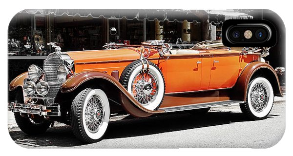 Packard Elegance IPhone Case