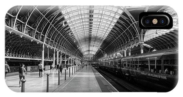 Paddington Station IPhone Case