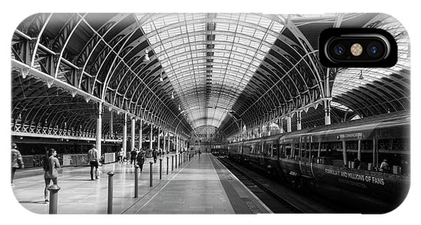 Paddington Station IPhone Case