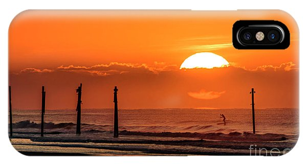 Paddle Home IPhone Case