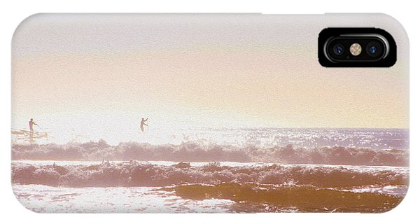 Paddleboarders IPhone Case