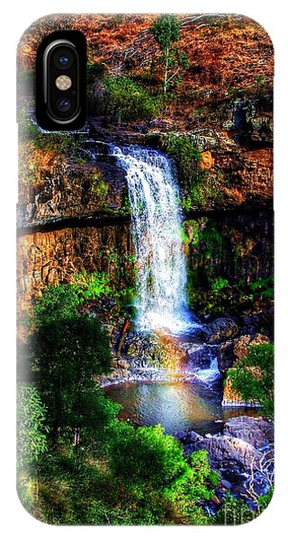 iPhone Case - Paddy's Falls by Blair Stuart
