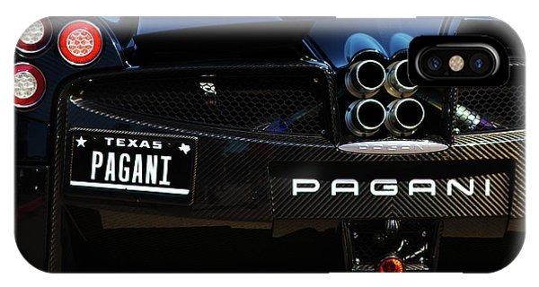 Pagani Texas IPhone Case