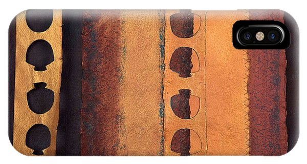 Page Format No 3 Tansitional Series   IPhone Case