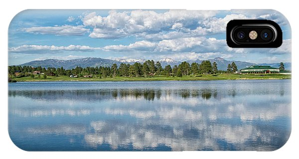 Pagosa Summer Reflections IPhone Case
