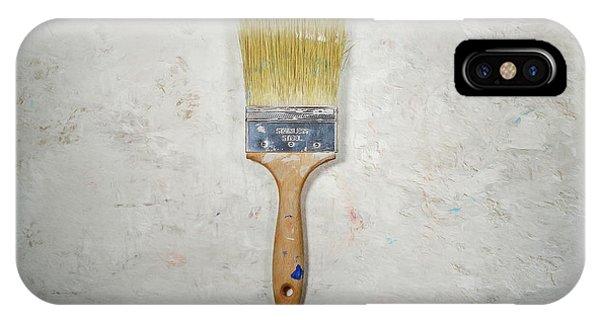 Paint Brush IPhone Case