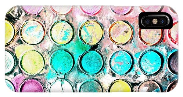 Paint Colors IPhone Case