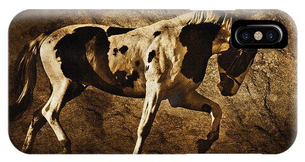 Paint Horse IPhone Case