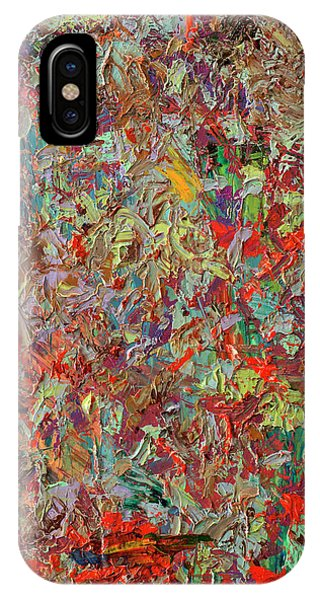 James iPhone Case - Paint Number 33 by James W Johnson