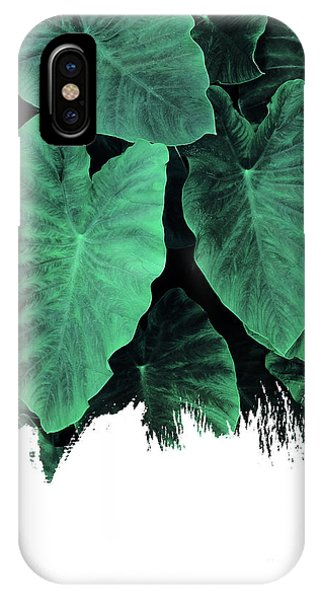 Paint On Jungle IPhone Case