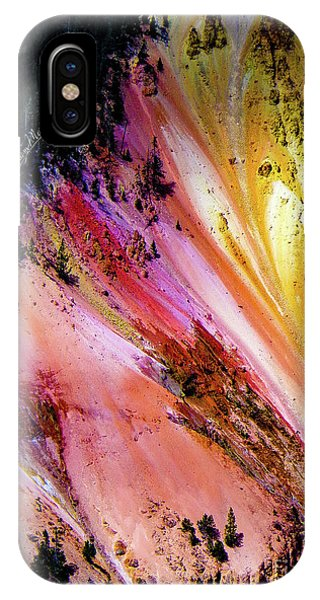 Painted Canyon IPhone Case
