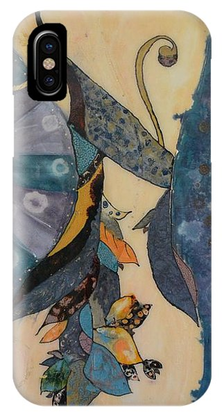 Painted Dancer IPhone Case