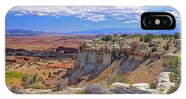 Painted Desert Of Utah IPhone Case