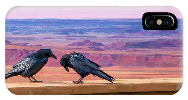 Painted Desert Pals IPhone Case