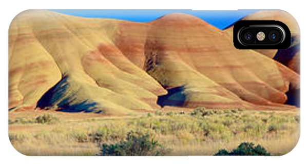 Painted Hills Extreme Pano  IPhone Case