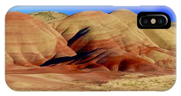 Painted Hills Pano IPhone Case