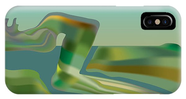 Painted Riverland IPhone Case