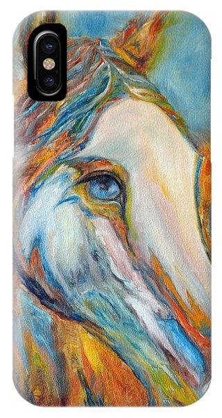 Painted Horse Sensation IPhone Case
