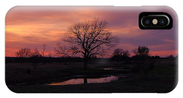 IPhone Case featuring the photograph Painted Sky by Ricardo J Ruiz de Porras