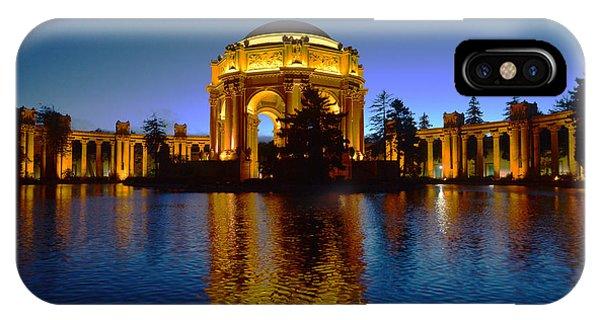 Palace Of Fine Arts IPhone Case