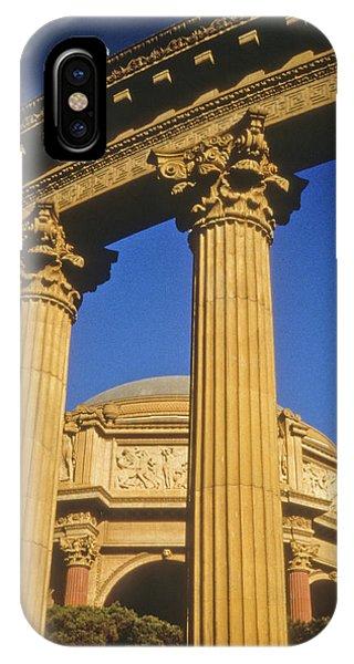Palace Of Fine Arts, San Francisco IPhone Case