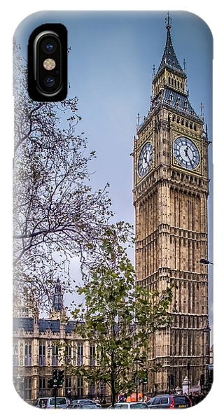 Palace Of Westminster London IPhone Case
