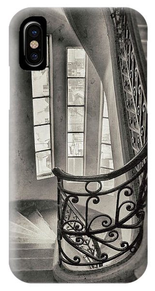 Palacio Barolo Stairs Buenos Aires IPhone Case