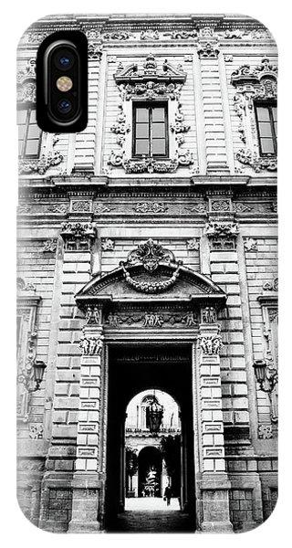 Palazzo Dei Celestini IPhone Case