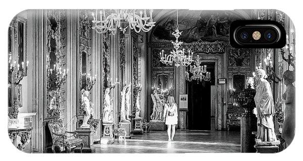 Palazzo Doria Pamphilj, Rome Italy IPhone Case