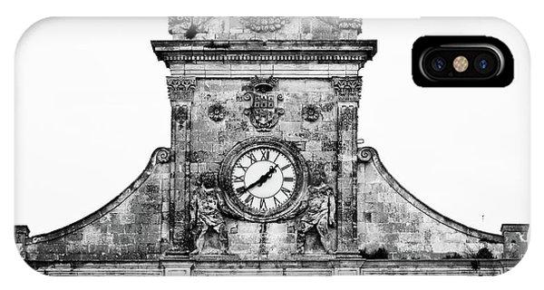 Palazzo Municipale IPhone Case