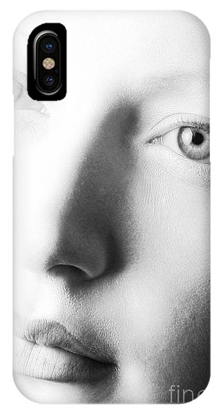 Pale Moonlight IPhone Case
