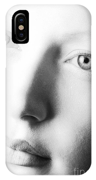 Pale Moonlight IPhone Case