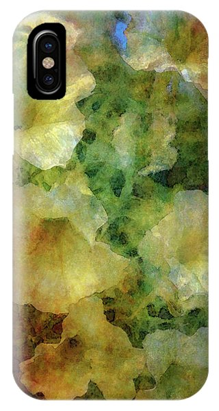 Pale Petunias 5146 Idp_2 IPhone Case