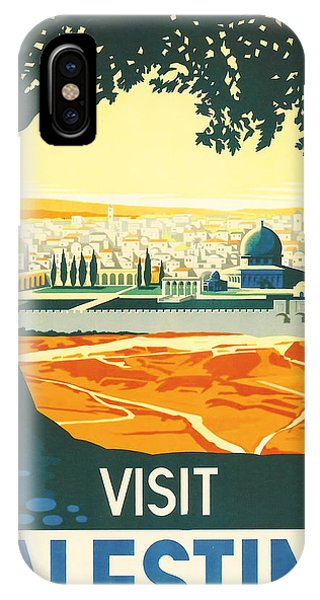 Palestine IPhone Case