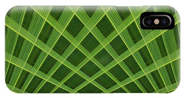 Palm Leaf Composite IPhone Case