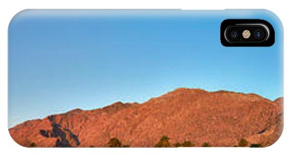 Palm Springs Sunrise IPhone Case