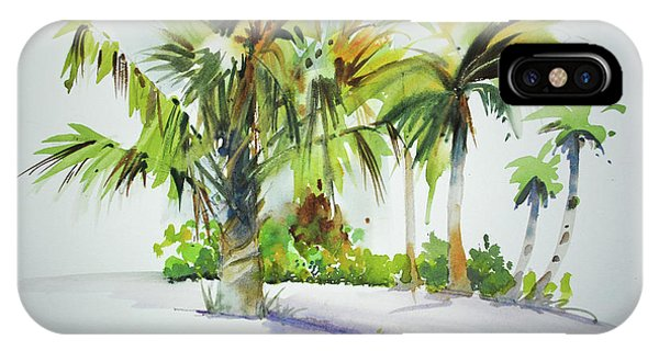 Palm Sunday IPhone Case