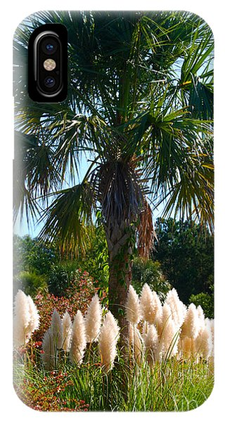 Palmetto Tree  IPhone Case