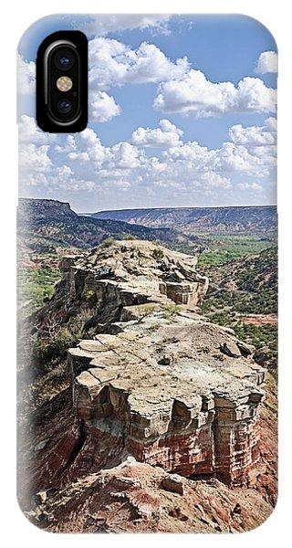 Palo Duro Canyon IPhone Case