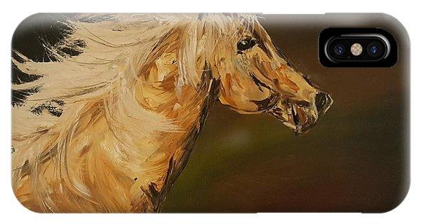 Palomino Running Wild                     85 IPhone Case