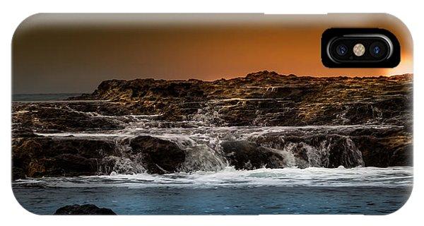 Palos Verdes Coast IPhone Case