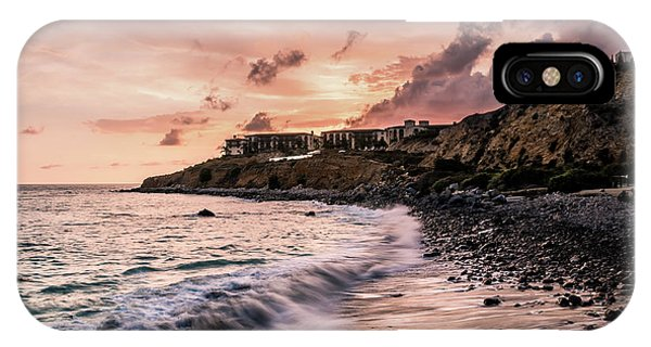 Palos Verdes Sunset Phone Case by Seascaping Photography