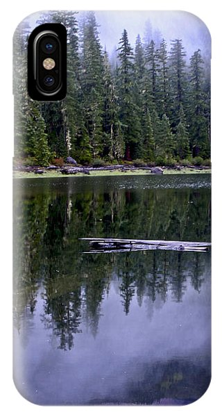 Pamelia Lake Reflection IPhone Case