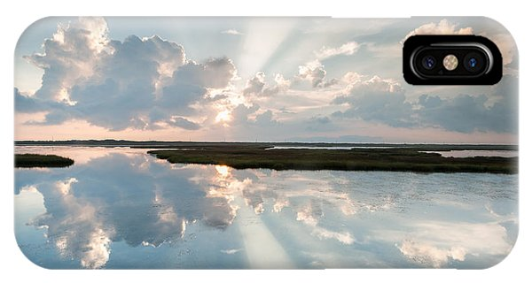 Pamlico Sound Obx Cape Hatteras National Seashore IPhone Case