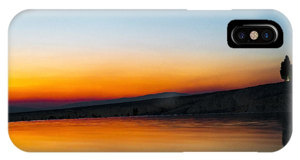 Pammukale IPhone Case